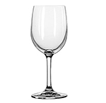 Libbey Glass 8564SR 8.5-oz Bristol Valley White Wine Glass - Sheer Rim