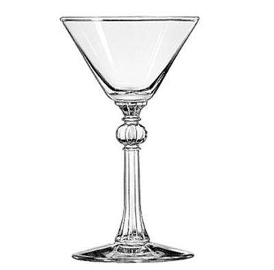 Libbey Glass 8882 4.5-oz Cocktail Glass - Safedge Rim Guarantee