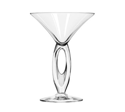 Libbey Glass 8883 6.75-oz Omega Martini Glass