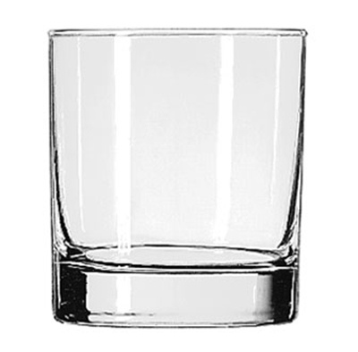 Libbey Glass 917CD 11-oz Heavy Base Beverage Glass - Finedge
