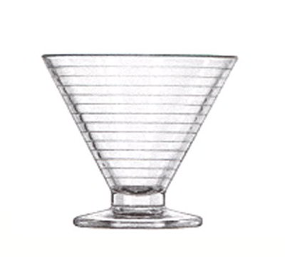 Libbey Glass 14000521 6.5-oz Fountainware Piccadilly Gelato Dish