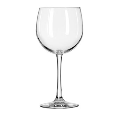 Libbey Glass 7509 16-oz Vina Balloon Wine Glass - Safedge Rim & Foot Guarantee