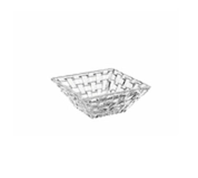 Libbey Glass N89694 4.75-in Bossa Noval Square Bowl, Na