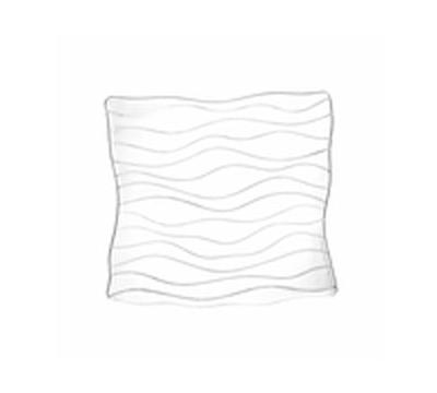Libbey Glass N91824 11.75-in Ocean Square Pl