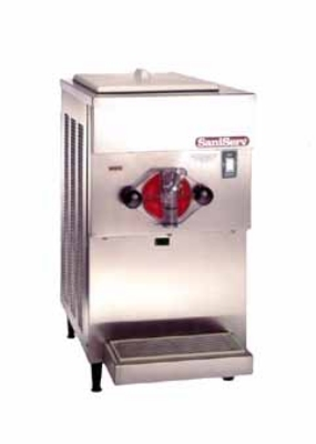 Saniserv 709 Frozen Cocktail Beverage Freezer, 1-Head, 20-qt, 208-230/60/3 V