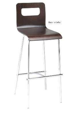 Ergocraft E-16950-CF-NAT 30-in Curve Lightweight Stool w/ Sturdy Desig