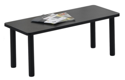 Ergocraft E-18500-TB1-NB Lakeport Reception Coffee Table w/ Dura
