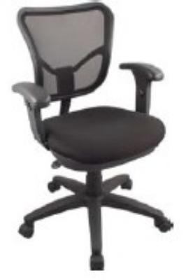 Ergocraft ECO2.5-C3 Eco Series Air Mesh Chair w/ Petite Seat He