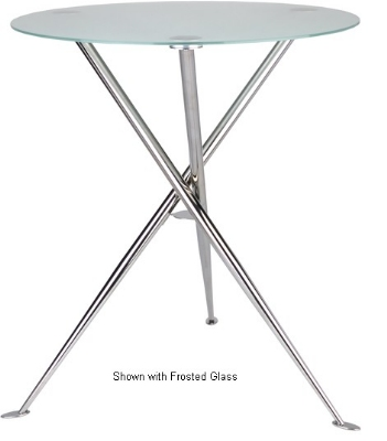 Ergocraft TS-31536-AL Curve CafÒ Heights Table w/