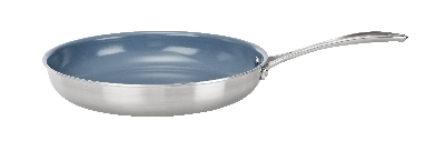 Zwilling J.A. Henckels 64010261 Twin Spirit 10-in Tri-Ply Fry Pan w/ Non Stick Thermalon Ceramic