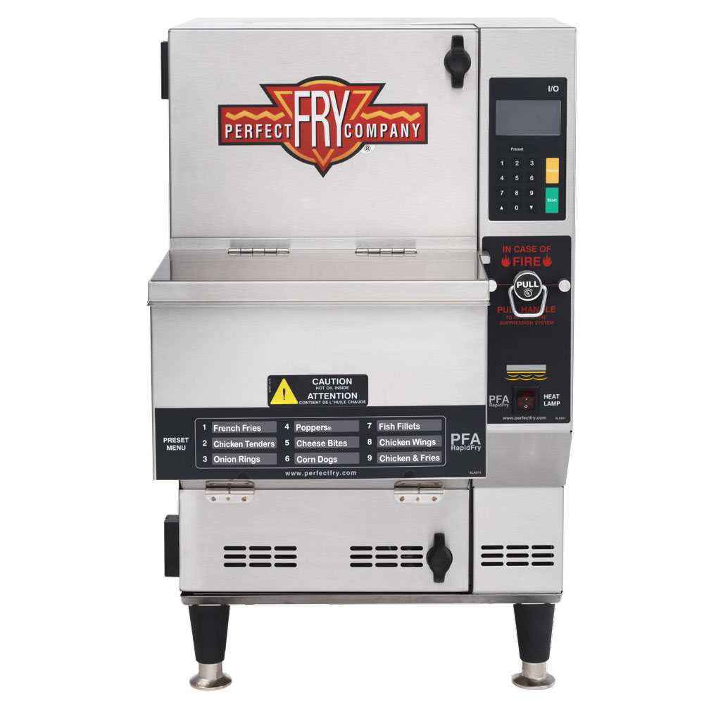 Perfect Fry PFA570-240 Countertop Electric Fryer - (1) 2.75-gal Vat, 240v/1ph