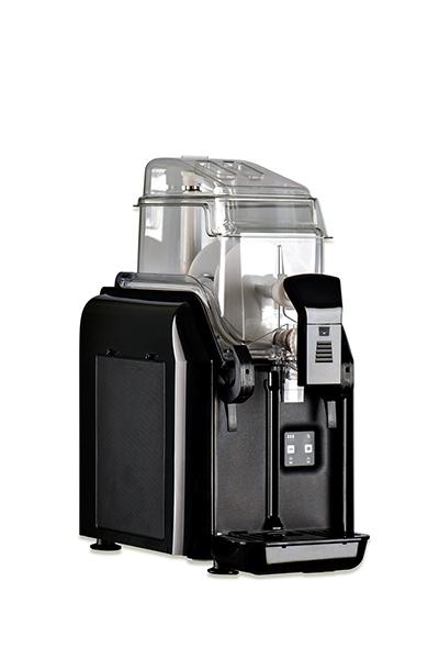 Elmeco BB1 BLACK Slush Machine w/ 1-Tank & 1.45-gal Capacity, Electronic Control, Black