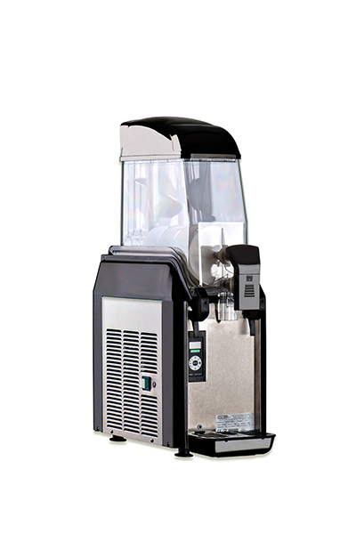 Elmeco FC1M Cold Beverage Dispenser w/ 3.2-gal Capacity & Electronic Controls, Black