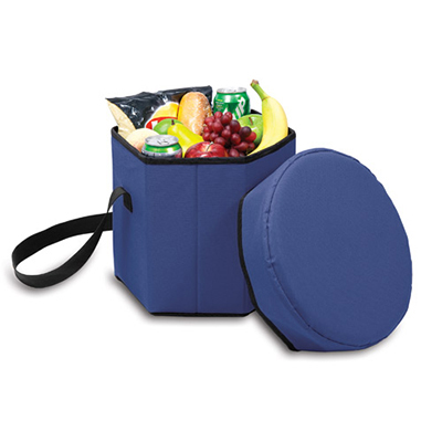 Picnic Time 596-00-138-000-0 12-qt Insulated Bongo Cooler - 250-lb Capacity, Water Resi
