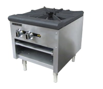 Black Diamond BDCTSP-1 LP 1-Burner Stock Pot Range, LP