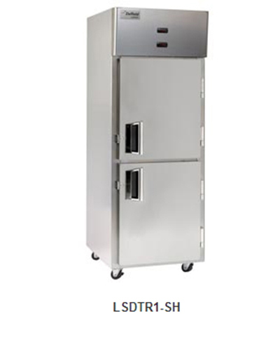 "Delfield Scientific LSDTR1-SH 29"" Reach-In Refrigerator/Freezer - (2) S"