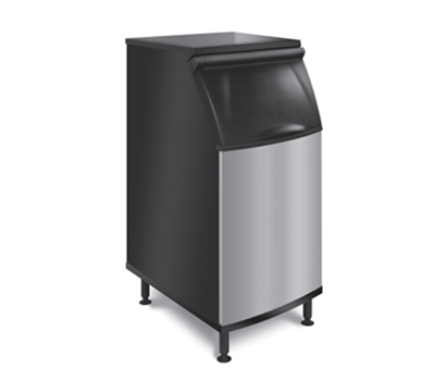 Koolaire by Manitowoc K-420 Top-Mount Ice Storage Bin - 310-lb Capacity, Stainless