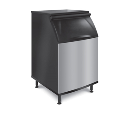 Koolaire by Manitowoc K-570 Top-Mount Ice Storage Bin - 430-lb Capacity, Stainless