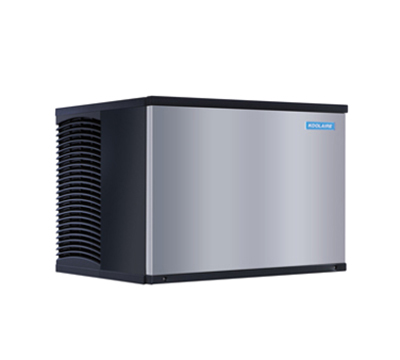 Koolaire by Manitowoc KD-0250A 161 Full Cube Ice Machine - 308-lb/24-hr, Air Cool, Steel, 115v