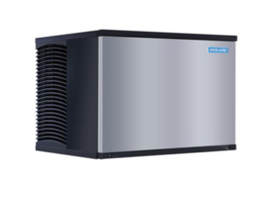 Koolaire by Manitowoc KD-0500W 161 Full Cube Ice Machine - 545-lb/24-hr, Water Cool, Steel, 115v