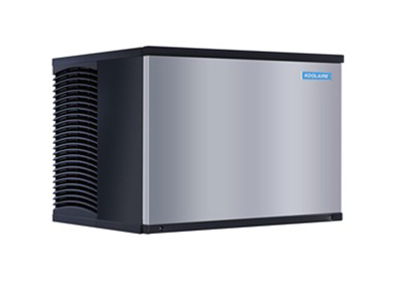 Koolaire by Manitowoc KY-0500W 161 Half Cube Ice Machine - 545-lb/24-hr, Water Cool, Steel, 115v