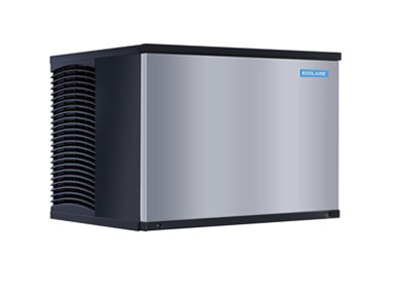 Koolaire by Manitowoc KY-1000W 161 Half Cube Ice Machine - 913-lb/24-hr, Water Cool, Steel, 115v