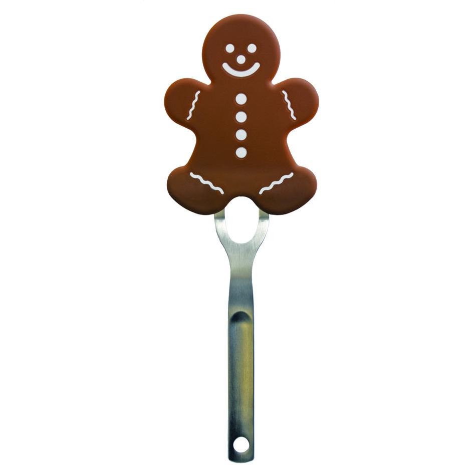 Tovolo 80-11481 Gingerbread Boy Nylon Turner
