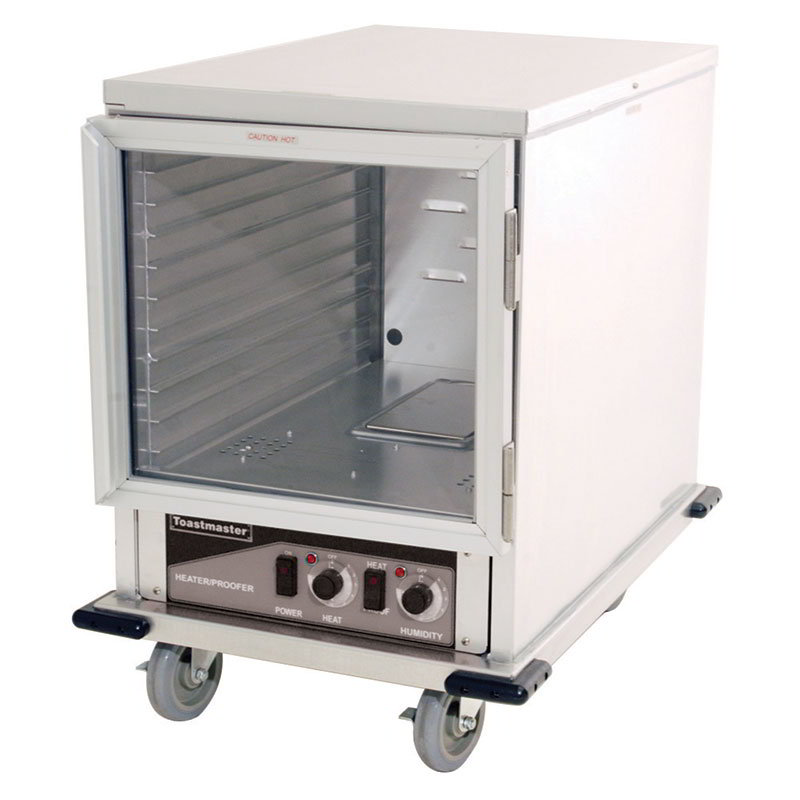 Toastmaster 9451-HP12CDN 120 Half-Size Insulated Heated Cabinet, Holds 12