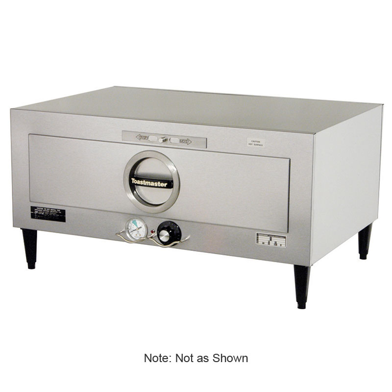 Toastmaster HFS09 120 Free Standing Insulated Warming Drawer, 1 Drawer, NEMA 5-15P, 120 V