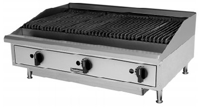 Toastmaster TMRC48 NG 48-in Charbroiler w/ Reversible Grates, Radiant, NG